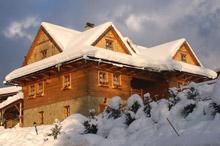 Chata Uhorčík - Ubytování Slovensko Těrchová