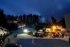 Wieczorne narciarstwo