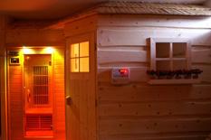 Wellness Sauna fińska i infra sauna