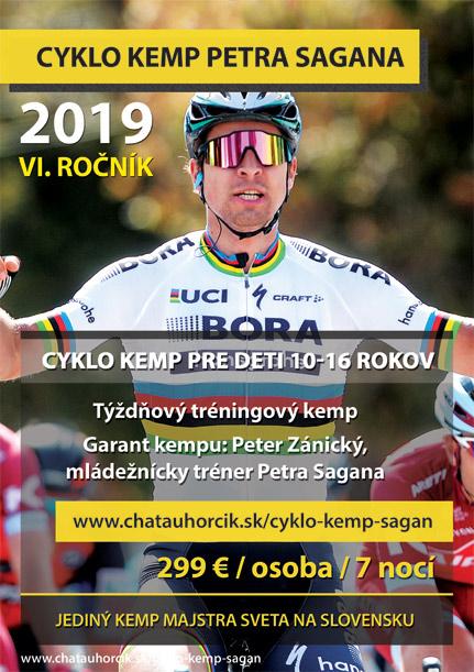 7ace3054e7015 Cyklo Kemp Petra Sagana - Chata Uhorčík, Terchová