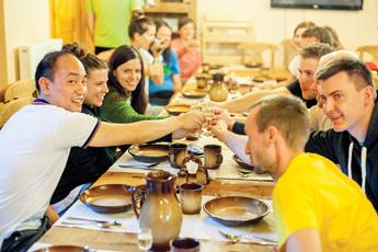 stravovanie na chatách uhorčík, ilčík a rajnoha