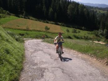 Tipy na výlety a voľný čas - Terchová a okolie, cyklotrasa Marunovia