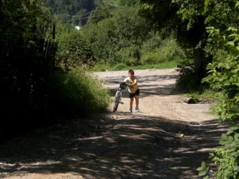 Cyklotrasa Marunovci-Šmehylovia-Vojenné
