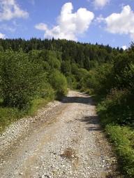 Cyklotrasa Lutiše-Koštúrovci-Kačerovci