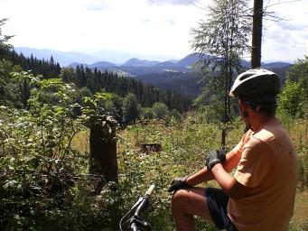 Tipy na výlety a voľný čas - Terchová a okolie, cyklotrasa Lutiše