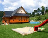 Chata Ilčík, Terchová, detské ihrisko