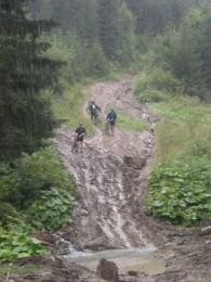 Cyklotrasa Kačerovci-Koštúrovia-Nová Bystrica