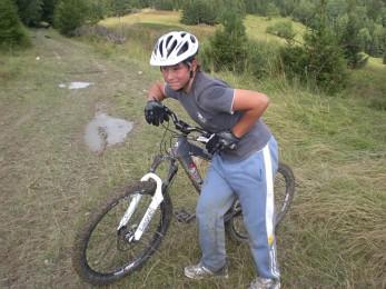 Cyklotrasa Marunovia, Priehrada Nová Bystrica, Vojenné