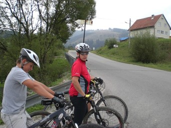 Tipy na výlety a voľný čas - Terchová a okolie, cyklotrasa Mravečník