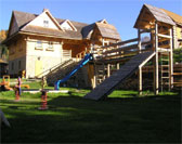 Chata Uhorčík, Terchová, detské ihrisko
