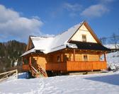 Chata Ilčík, Terchová, zima