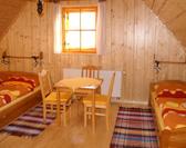 Chata Ilčík, Terchová, izba 2