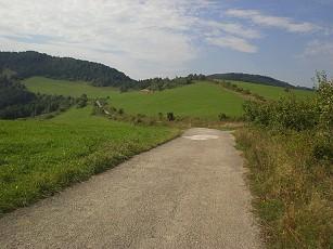 Cesta zo Stráže do Lysice