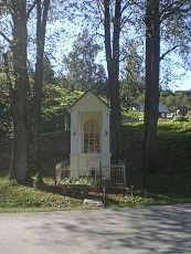 Kaplnka v Kubikovej