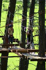 Lanový Park Terchová 01