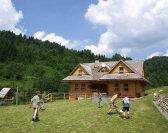 Chata Uhorčík, Terchová, dovolenka