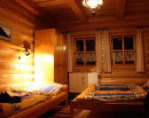 Chata Uhorčík, Terchová, izba