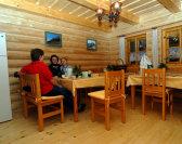Chata Uhorčík, Terchová, spoločenská miestnosť