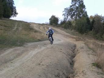Cyklotrasa Okolo priehrady Nová Bystrica