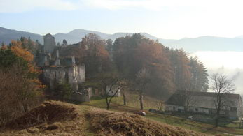 Zrúcanina hradu Sklabina