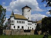 Tipy na výlety a voľný čas - Terchová a okolie, Budatínsky zámok