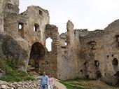 Tipy na výlety a voľný čas - Terchová a okolie, zrúcanina Lietavský hrad
