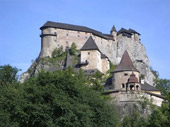 Tipy na výlety a voľný čas - Terchová a okolie, Oravský hrad