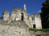 Tipy na výlety a voľný čas - Terchová a okolie, zrúcanina hradu Sklabina
