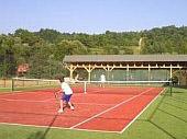 Tenisové kurty FESTA, Terchová