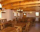 Chata Rajnoha, Terchová, kuchyňa