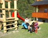 Chata Rajnoha, Terchová, detské ihrisko