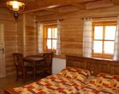 Chata Rajnoha, Terchová, izba