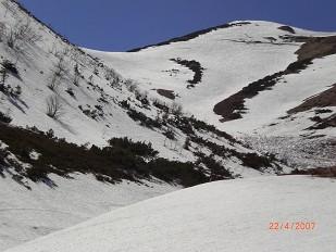 Skialpinizmus Veľký Fatranský Kriváň