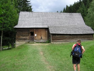 Skanzen a historická úvraťová železnica Vychylovka