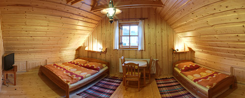 Room in chalet Ilcik