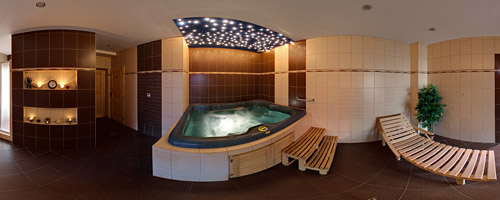 Wellness-Center - Whirlwanne