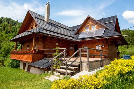 Chata Rajnoha, Terchová