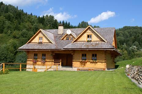 Chata Uhorčík, Terchová