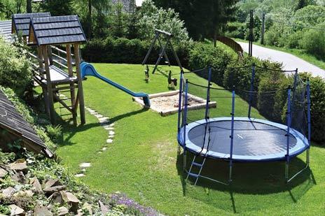 Domki na Słowacji - plac zabaw